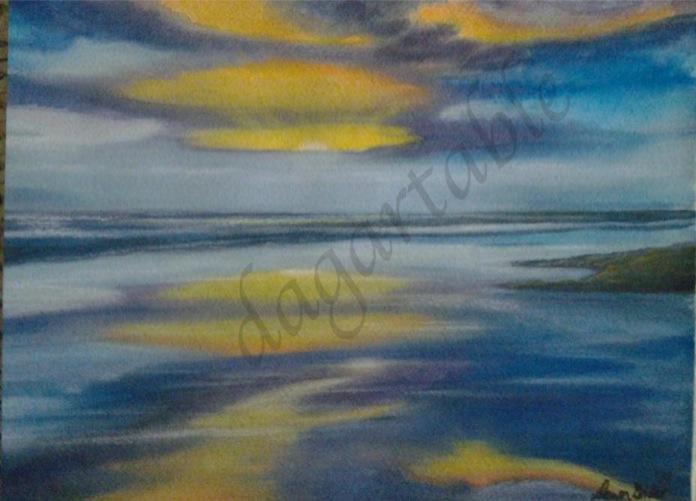 Reflection Sunset